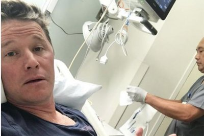 Billy Bush shares hospital selfie after being hit by golf ball