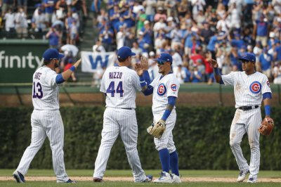 Chicago Cubs continue to look for offense in series with Cincinnati Reds