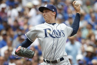 Rays' Snell continues Cy Young bid vs. Blue Jays