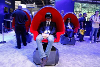 Virtual reality can boost empathy
