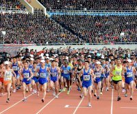 Travel to North Korea possible during Pyongyang Marathon, tour operator says