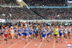 Travel to North Korea possible during Pyongyang Marathon, tour operator says