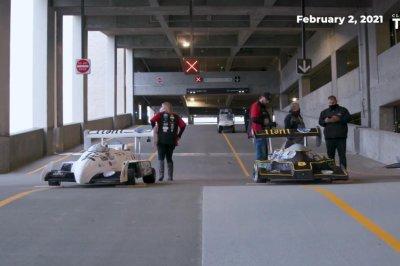 Edible race cars break Guinness records in Washington state
