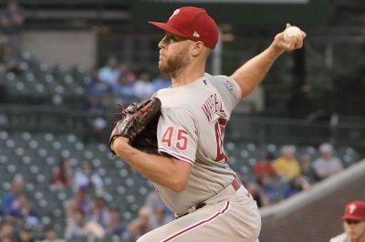 Cubs rough up Phillies' Zack Wheeler, snap 11-game losing streak