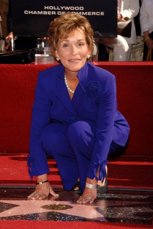 Judge Judy says she's exhausted but fine