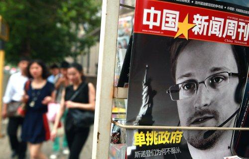 Walker's World: Snowden's best refuge