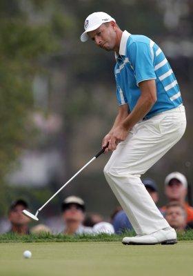 Soren Hansen leads the Spanish Open