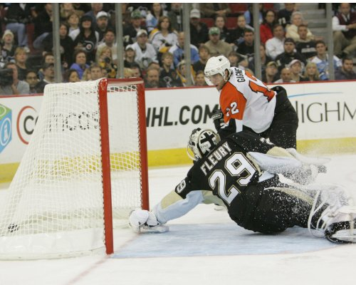 NHL: Pittsburgh 5, Philadelphia 4 (SO)