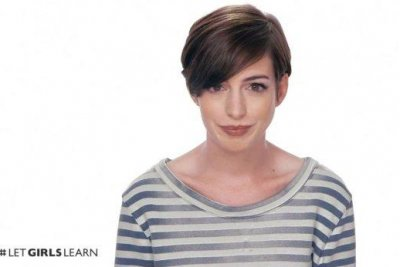 Anne Hathaway, Nikki Reed and other celebs join forces in 'Let Girls Learn' PSA