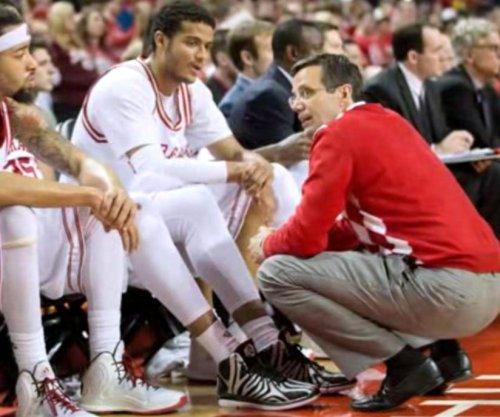 Nebraska coach Tim Miles bans team from locker room, speaking to media