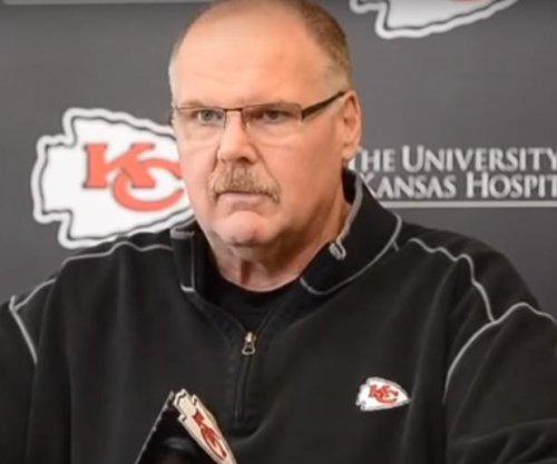 Kansas City Chiefs WR Jeremy Maclin suffers high ankle sprain