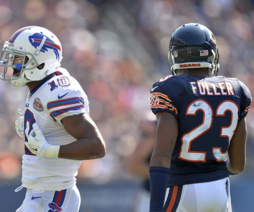 Chicago Bears place CB Kyle Fuller on IR