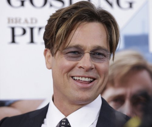 Brad Pitt makes first appearance since Angelina Jolie split