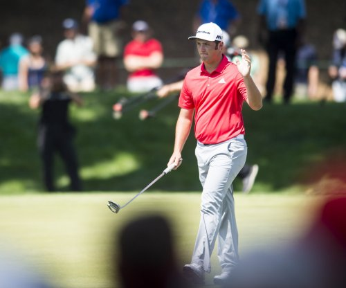 Jon Rahm earns first PGA victory at Farmers Insurance Open