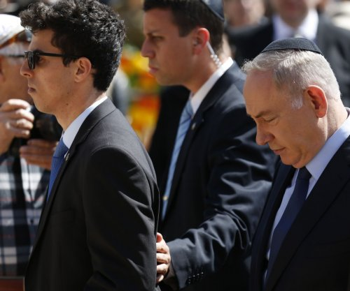 Netanyahu on Holocaust Remembrance Day: Anti-Semitism a global issue