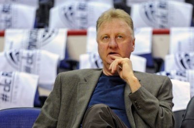 Larry Bird resigns as Indiana Pacers president of basketball operations