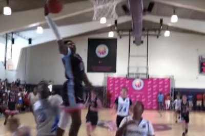 LeBron James lauds LeBron James Jr. for dunk attempt