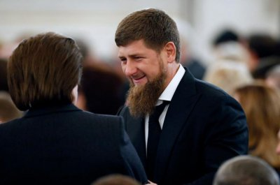 Coordinated attacks on police in Chechnya kill one officer