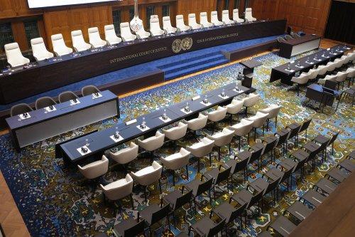 U.N. judge quits over 'political interference' from Trump, Turkey's Erdogan