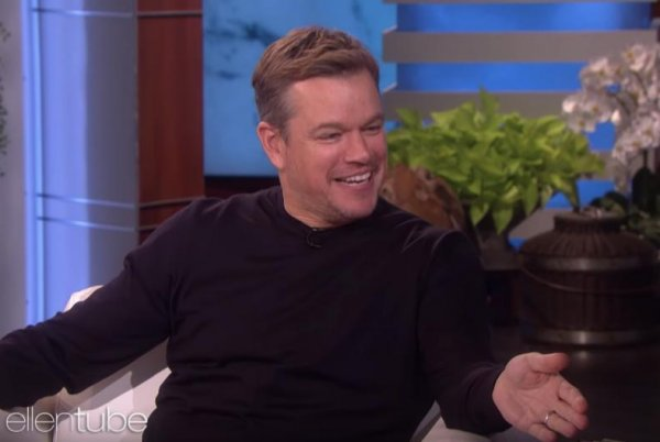 Matt Damon shares mishaps from trip with Chris Hemsworth - UPI News