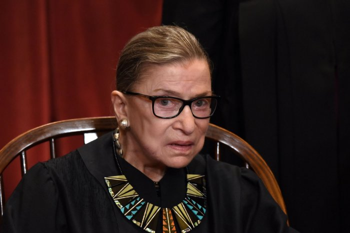 On This Day: Ruth Bader Ginsburg sworn in as Supreme Court justice