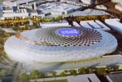 NBA's LA Clippers break ground on $1.2B arena, to be named Intuit Dome