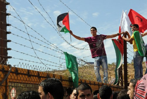 Palestinian Authority proposes borders
