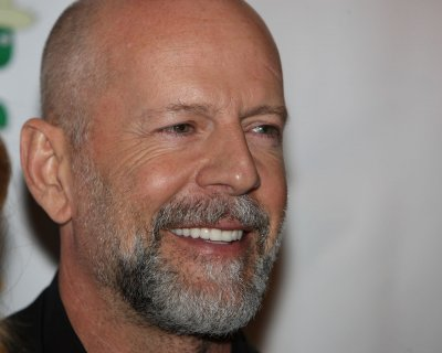 Bruce Willis honored at film fest
