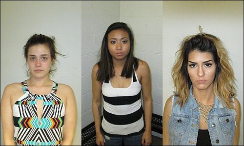 Trio of Oregon women arrested for twerking outside city hall in Beaverton