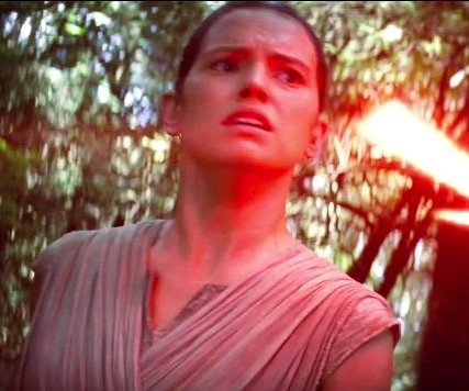 Daisy Ridley stars in new 'Star Wars: The Force Awakens' trailer