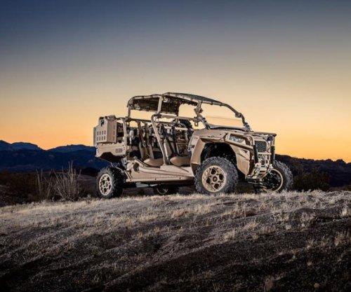 Polaris Defense intros MRZR-D off-road vehicle for military
