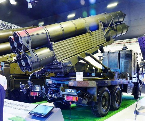 New missile system delivered to Turkish military