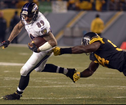 Baltimore Ravens' Steve Smith ready to ride off into sunset