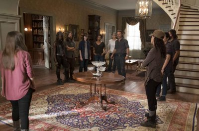 AMC on second half of 'Walking Dead' Season 7: 'We'll see treachery from people we trust'