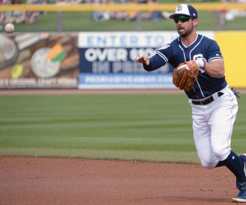 Ian Kinsler says profane outburst not directed at Padres fans
