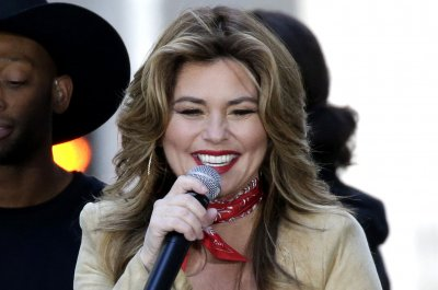 Shania Twain to launch new Las Vegas residency show