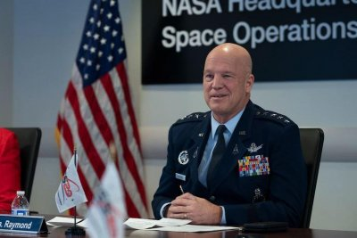 Space Force chief: Space is a national security issue