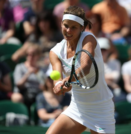 Goerges heads into Swedish Open 2nd round