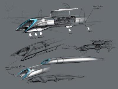 Elon Musk reveals details of high-speed 'Hyperloop' transit system