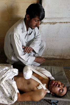 Taliban insurgents disguised as Afghan police kill 8, wound 10 in Kunduz
