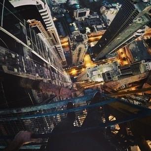 Dubai police release skyscraper-scaling daredevil