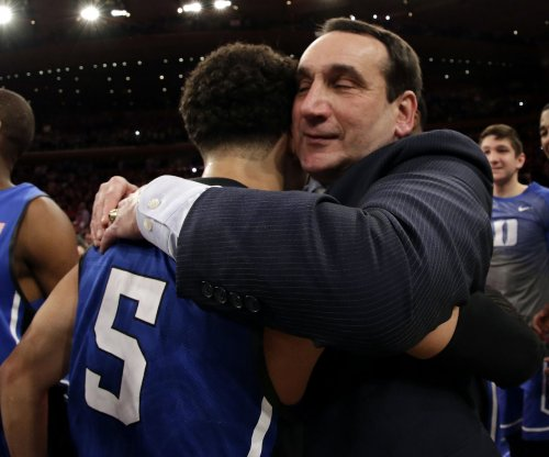 Duke's Krzyzewski cements his place in history