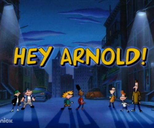 'Hey Arnold' movie gets a name and it's 'Hey Arnold: The Jungle Movie'
