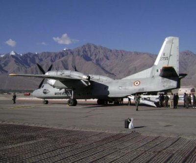 India seeks U.S. help in locating missing air force jet