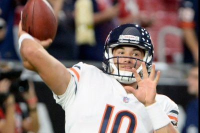 Chicago Bears: Teammates have QB Mitchell Trubisky's back after loss