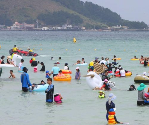 Japanese World War II warship found off South Korea coast