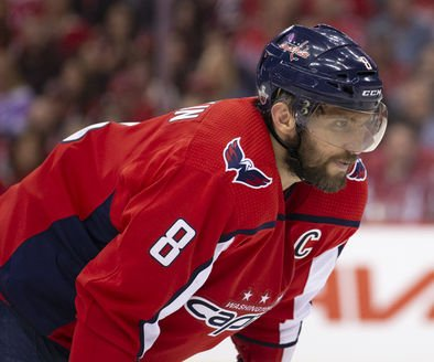 Stanley Cup: Capitals take series lead on Golden Knights