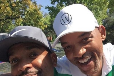 Will Smith has 'Fresh Prince' reunion with Alfonso Ribeiro