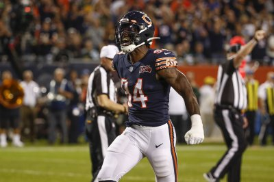 Los Angeles Rams agree to terms with OLB Leonard Floyd, OT Andrew Whitworth