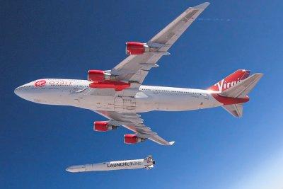Virgin Orbit terminates rocket launch after releasing it over the Pacific Ocean